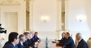 President Ilham Aliyev received Russian minister of education and science