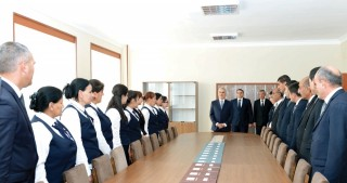 Shahtakhti village school named after Academician Zarifa Aliyeva opens in Nakhchivan