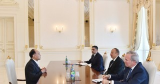 President Ilham Aliyev received Secretary General of International Telecommunication Union
