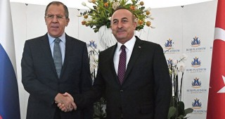 Lavrov, Cavusoglu discuss anti-terrorism fight in Syria