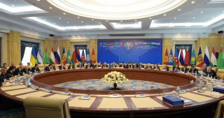 Moscow hosts meeting of CIS defense ministers