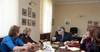 British delegation visits Baku Academy of Music