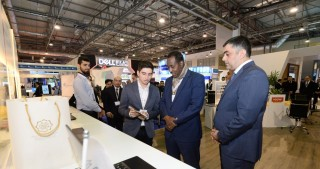 Director General of Universal Postal Union views BakuTel 2016 exhibition