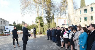 President Ilham Aliyev: April battles are our glorious history