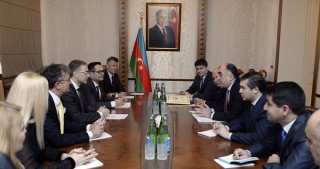 Nebojsa Stefanovic: Serbia supports territorial integrity of Azerbaijan