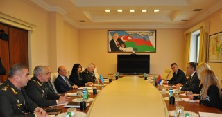 Azerbaijan, Serbia boost ties in emergency field