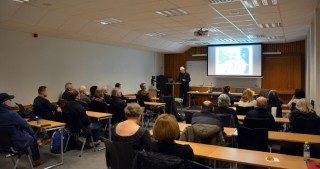 Seminar highlighting geopolitical situation in Caucasus held in Sweden