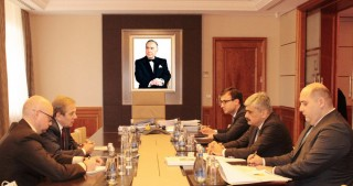 Azerbaijan, Eurasian Development Bank discuss cooperation opportunities