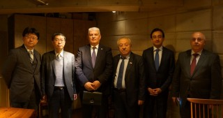 Azerbaijani delegation visits Japan