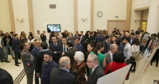 Under one Sun documentary shot through support of Heydar Aliyev Foundation presented