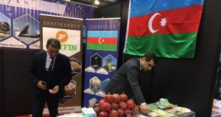 Azerbaijan's products exhibited in World Food Expo