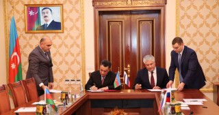 Azerbaijani, Russian internal ministries sign mutual assistance protocol