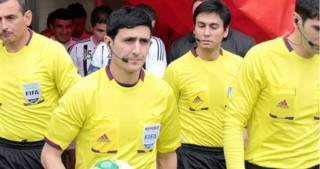 Azerbaijani referee receives UEFA first category