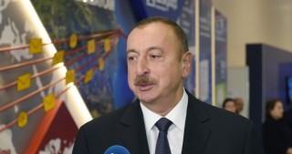 Euronews highlighted Bakutel-2016 and Azerbaijani President`s interview at the exhibition