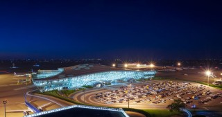 Heydar Aliyev International Airport served three million passengers during 11 months of 2016
