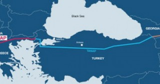 65 percent of pipes for onshore section of TAP pipeline arrived in Albania