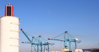 Petlim port's container terminal in Turkey starts work