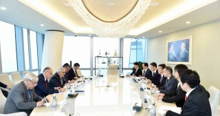 ITOCHU seeks broader cooperation with SOCAR