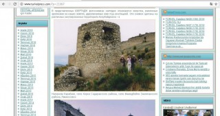 Kyrgyz portal Turkelpress publishes photos depicting Armenian vandalism in Nagorno-Karabakh