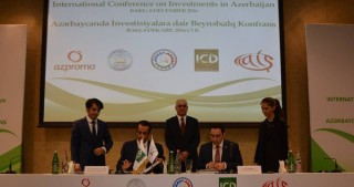 Port of Baku, Islamic Corporation for Development of Private Sector sign MoU