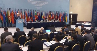 ESCAP Ministerial Conference on Transport held in Moscow