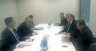 Azerbaijan, EU discuss bilateral relations