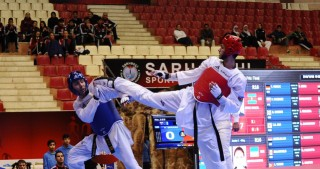 Azerbaijan`s Harchegani into final at World Taekwondo Grand Prix
