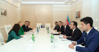 Azerbaijan, EU sign funding agreement of Integrated Regional Development Program