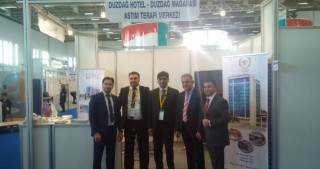 Travel Turkey Izmir 2016 features Azerbaijan's health tourism potential