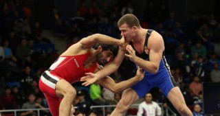 World Wrestling Championships starts in Budapest