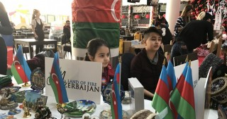 Azerbaijan joins Christmas Charity Bazaar in Montenegro