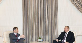 President Ilham Aliyev received French co-chair of OSCE Minsk Group