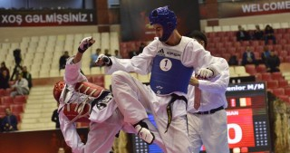 Azerbaijani fighters reach semifinal of World Taekwondo Team Championships
