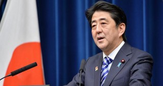Japan's PM ready to end territorial dispute with Russia