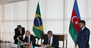 Azerbaijan, Brazil sign MoU on trade and investment cooperation