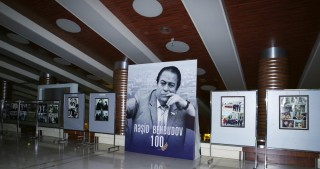 Rashid Behbudov's centennial marked in Baku
