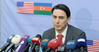 'Azerbaijan and the US are not only close friends, but also strategic partners', Amos Hochstein