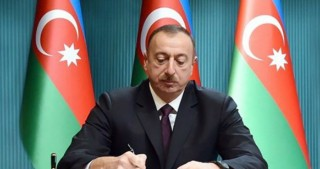 Azerbaijani President signs Order in connection with oil pier collapse in Caspian Sea