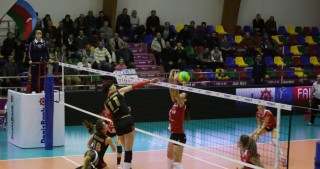 Azerrail Baku delight home crowd with victory over Tauron MKS