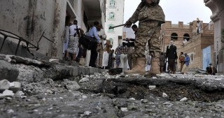 Suicide attack kills over 40 in Yemen's Aden
