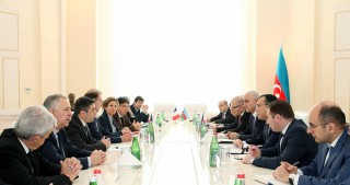Azerbaijan, France sign MoU on inter-regional cooperation
