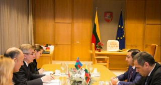 Azerbaijan, Lithuania discuss inter-parliamentary ties