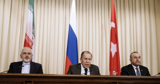 Lavrov says Russia-Iran-Turkey format most effective for settling Syrian crisis