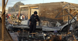 29 killed in explosion at fireworks market in Mexico