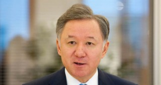 Kazakh parliament chairman: TurkPA helps us promote common interests