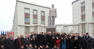 Scientific conference marking 120th jubilee of outstanding state figure Aziz Aliyev held in Makhachkala