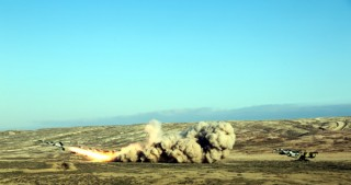 Air Defense Forces live-fire exercises to continue
