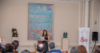 Poetry night with initiative vice-president of Heydar Aliyev Foundation held in Baku