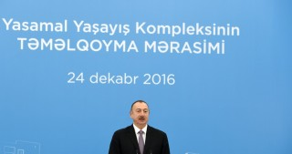 President Ilham Aliyev: Social apartment project will revitalize construction sector