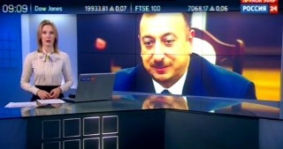 Rossiya-24 news channel airs program on President of Azerbaijan